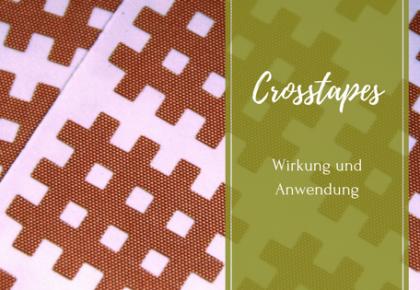 Crosstapes Pferd Pferdephysiotherapie Christina Schumann